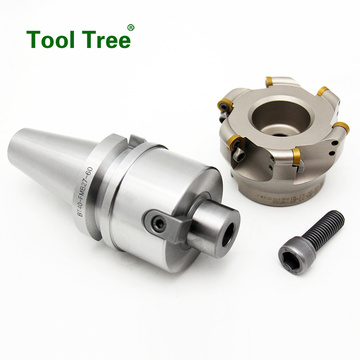 CNC Lathe Machine Indexable Face Milling Cutter