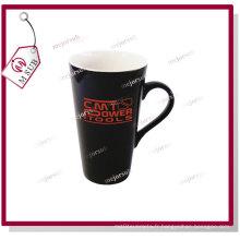 17 onces tasses en céramique de Latte pour Subliamtion par Mejrosub