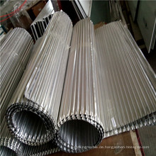 1100/3003 Alu-gewellte Aluminiumkerne