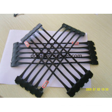 PP HDPE Plastic Uniaxial Geogrid 120kn/120kn 20/20kn
