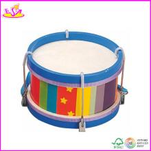 2014 New und Popualr Holztrommel Set zum Verkauf, Drum Sets zum Verkauf Handmade Wooden Musical Spielzeug Großhandel W07j008