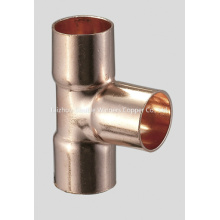 Tee Copper Fitting for Refrigeration