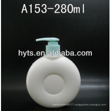 280ML pe plastic bottles