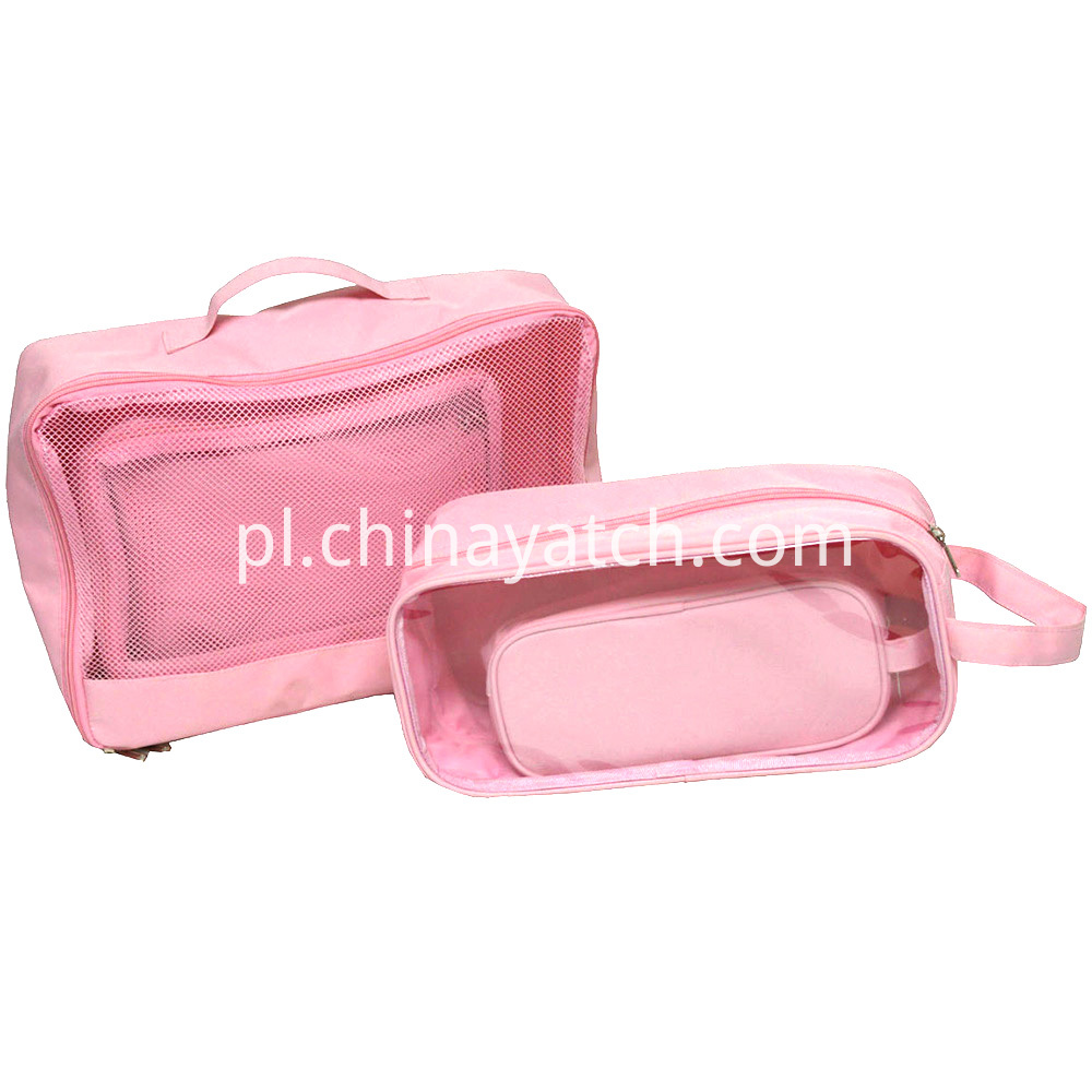 5 Pieces Set Wash Bag