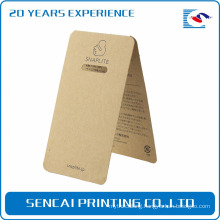 Sencai Various items folding paper tag