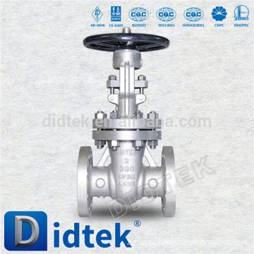 Didtek Надежный качественный клапан затвора международного агента api 602