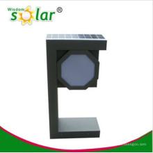 nouveau design de haute qualité solaire jardin lumineux avec détecteur de mouvement, les importateurs de lampes de jardin solaires, éclairage solaire