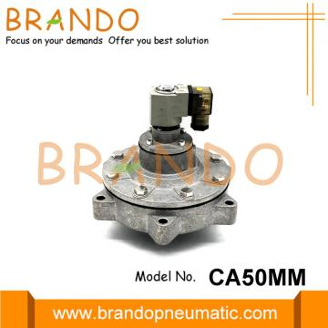 CA50MM 2 '' Manifold Mount Pulse Jet Valve DC24V