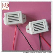 Blanco de color 3V 6V 12V 400Hz ratón de unidad mecánica Buzzer