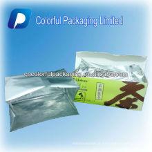 Bolsa de embalagem de chá verde / bolsa de chá preto para uso ao ar livre