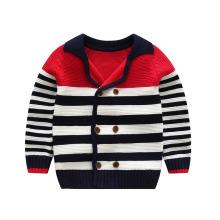 Корейский Стиль Зимой Шерстяные Ребенка Свитер Дизайн Детские Модные Мальчиков Вязаный Кардиган Свитер