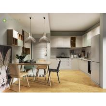 Personalização completa da habitação da sala da cozinha personalizada