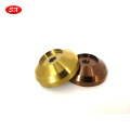 Customized CNC Stainless Steel Coffee Espresso Tamper with Flat Base