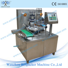 Rotary Type Ice Cream Filling Machine Cup