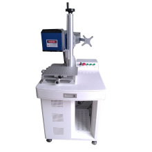 Cobalt Chrome Steel Laser Marking Machine/Steel Laser Marker