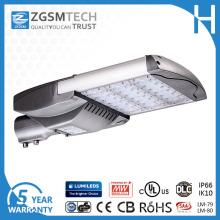 Luz de rua do diodo emissor de luz 100W com certificação UL do CE IP66 Ik10