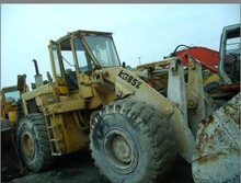 Used KAWASAKI KLD85Z-1Wheel Loader