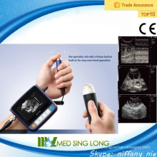 MSLVU11 Scanner à ultrasons vétérinaire le moins cher pour swing, chevaux, vaches, ect.