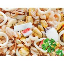 जमे हुए मिश्रण Seafoods