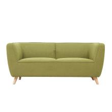 Canapé en tissu à 3 places à chaud pour les meubles de salon