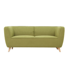 Горячая продажа 3-местный тканевый диван для гостиной
