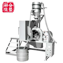 High Efficient 350b-F1 Self-Cooling Turbine Crushing Machine