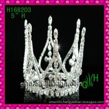 New's rhinestone tiara boys pageant crowns
