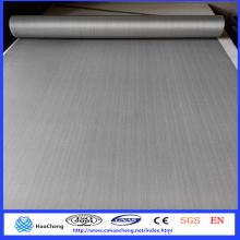 Nichrome Wire Mesh Filter Pantalla de tela de 150 micrones Cr20Ni80