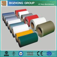 6060, 6061, 6063 Farbüberzogene Aluminiumspule