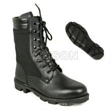 Padrão ISO militar tático respirável botas táticas