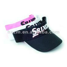 3D Cotton Sports Sun Visor Cap