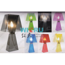 Cheap price Acrylic LED Home table lamp