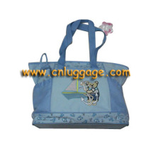 Fashion Blue Mummy Bag