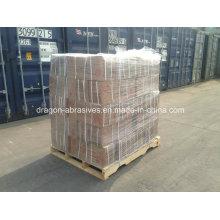 Fibra de vidro abrasiva almofadas (T27/T29) de apoio