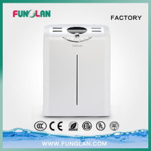Funglan UV e Ozone HEPA Filter Water Washing Purificador de ar