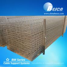 Peso da escada de cabo de aço inoxidável da cesta de cabo da cesta / cabo