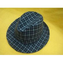 Chapéu feito sob encomenda da cubeta / chapéu da cubeta da forma dos homens