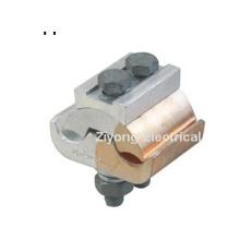 Conector paralelo de Aliuminium-Cobre de alta calidad del surco Al / Cu Jbtl