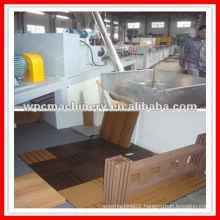 PVC/PE/WPC Profile Machinery