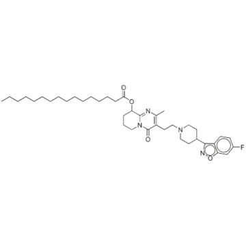 Paliperidone Palmitate [USAN] CAS 199739-10-1