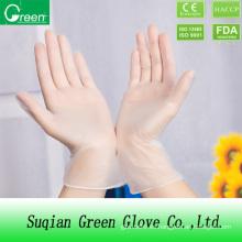 Guantes de fábrica / guantes de examen baratos / guantes de examen
