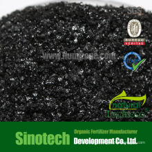 Humizone Organic Fertilizer From Leonardite: Sodium Humate Flake