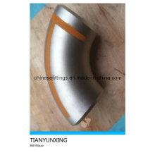 Нержавеющая сталь с длинным радиусом