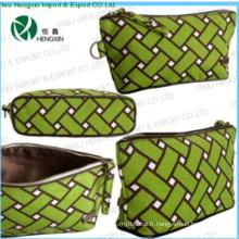 Le sac portable Mack-up coloré (hx-q008)