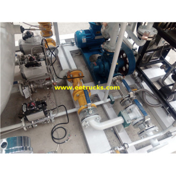 10000 Litros Mobile LPG Bottling Plants