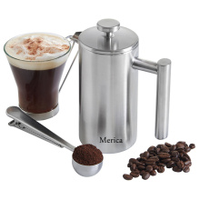 Stainless Steel Coffee Cafetiere Coffee Pot