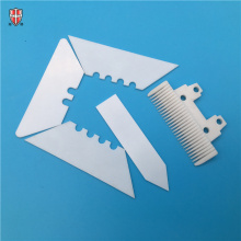eco-friendly rust resistant zirconia ceramic blade razor