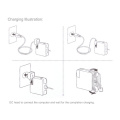 OEM 2016 trending products power adapter keysun for apple macbook pro charger
