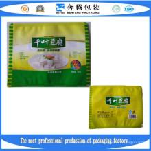 Fabricantes Bolsas de plástico de vacío, bolsa de embalaje de alimentos