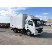 Dongfeng Refrigerator Trucks Hot Sale